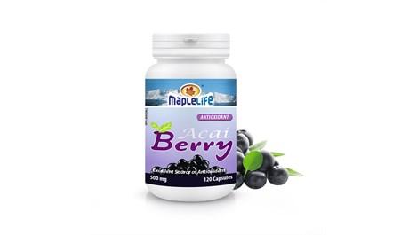 Акай бери – суперплод с много ползи за здравето
