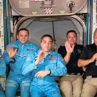 Посрещнаха астронавтите астронавтите Дъг Хърли и Робърт Бенкен на борда на МКС