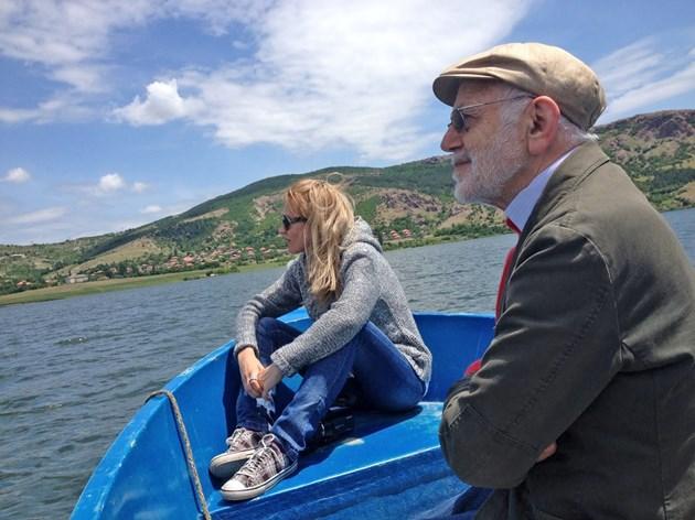 Лиза и Ицко живеят във Варна и обичат дългите разходки