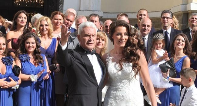 Волен Сидеров с Деница Гаджева – 26 години разлика