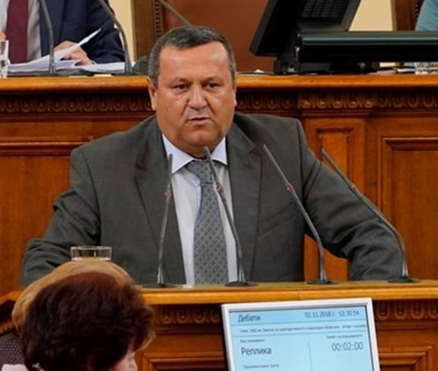 Депутатът Хасан Адемов е с коронавирус