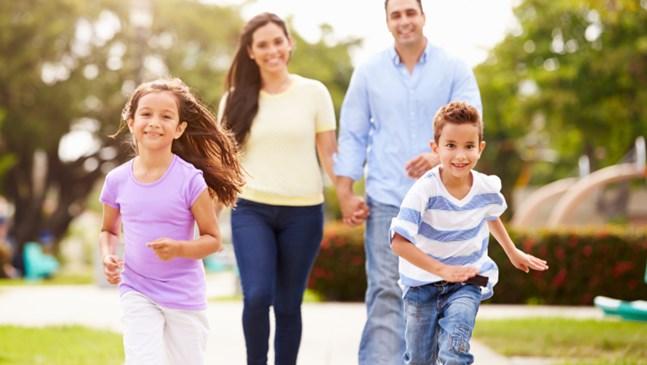 Може ли спортът да се превърне в занимание за цялото семейство