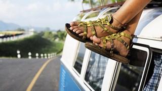 Грешки, които правим при избора на летни обувки