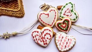 Коледни подаръци за ядене