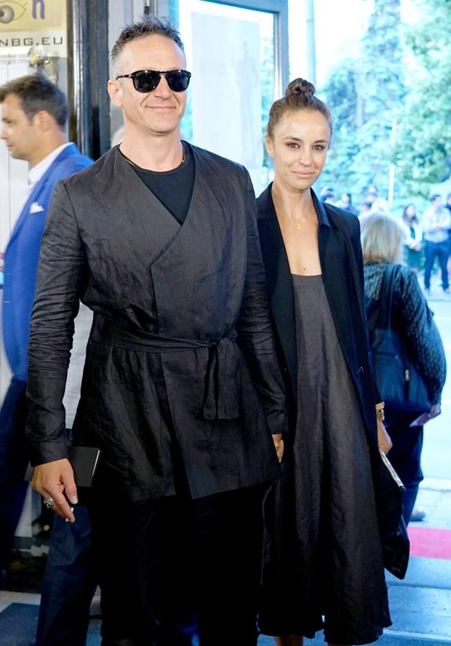 Деян Донков и Радина Кърджилова ще имат още едно момченце.  СНИМКА: ДЕСИСЛАВА КУЛЕЛИЕВА