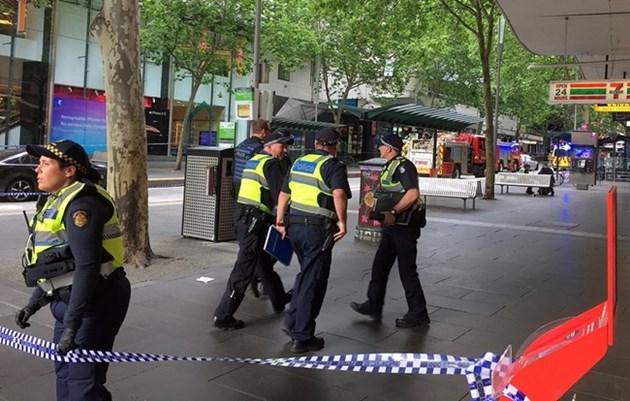 Нападението с нож в Мелбърн вероятно е свързано с тероризъм