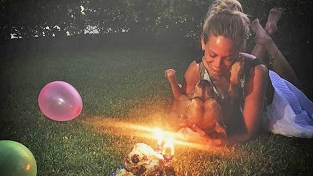 Снежана Макавеева чества кучешки рожден ден