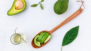 Маска за лице и коса с авокадо