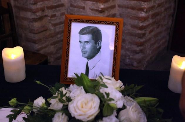 Жорж напусна този свят малко преди да стане на 80. Бивши министри и деятели на спорта се простиха с Ганчев