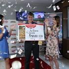 35-годишен късметлия спечели 1 000 000 лева с билет от Национална лотария