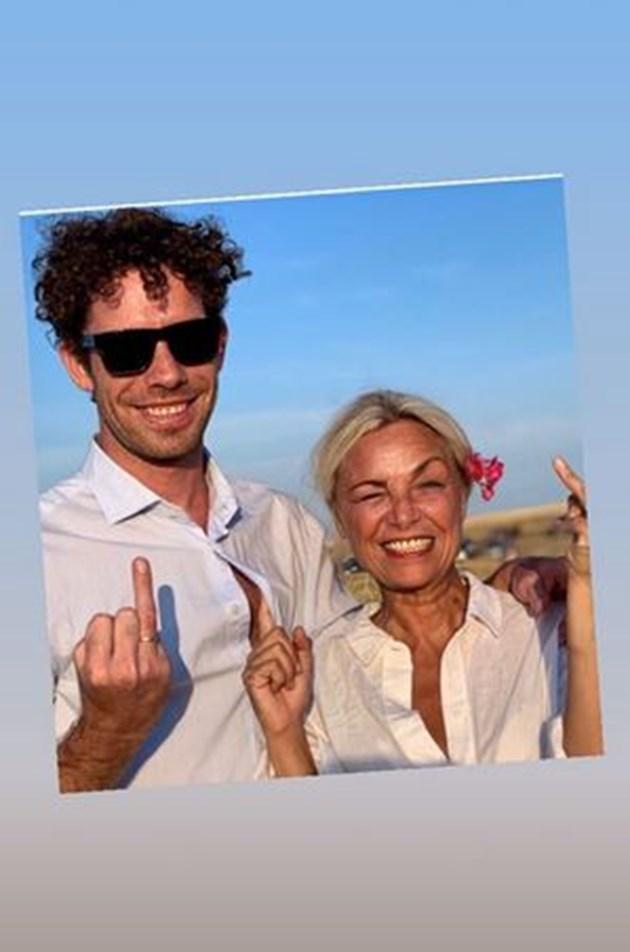 Явор Бахаров и Рая не са женени