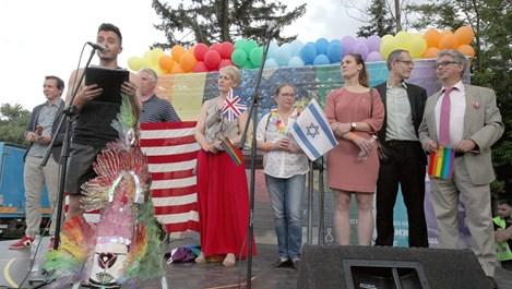 """""""София Прайд"""": 3 000 срещу предразсъдъците (Снимки)"""