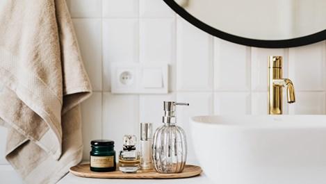 5 евтини трика за блестяща баня