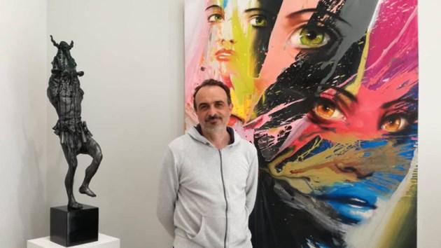 Георги Андонов, автор на паметника на Боян Мага: Хорското мнение не ме интересува!