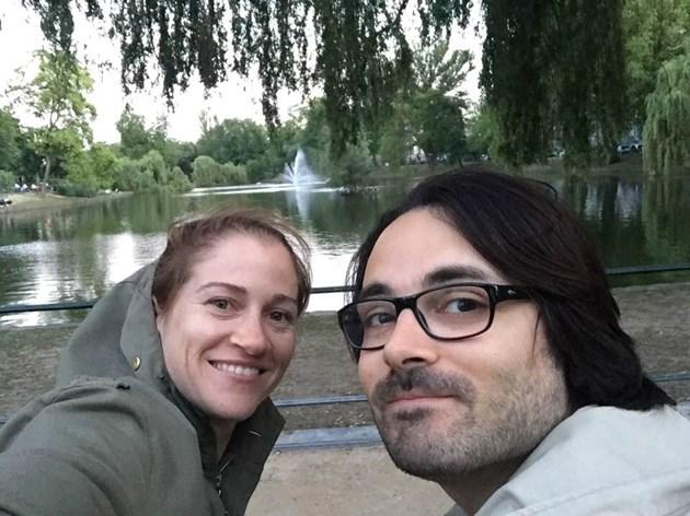 Лидия Инджова се жени за чужденец