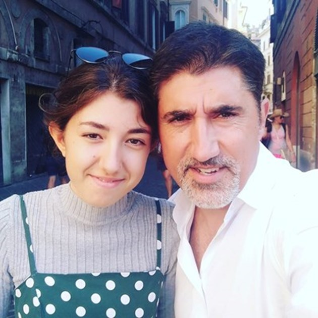 Башар Рахал критичен към дъщеря си