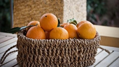 Невероятните способности на портокаловата вода