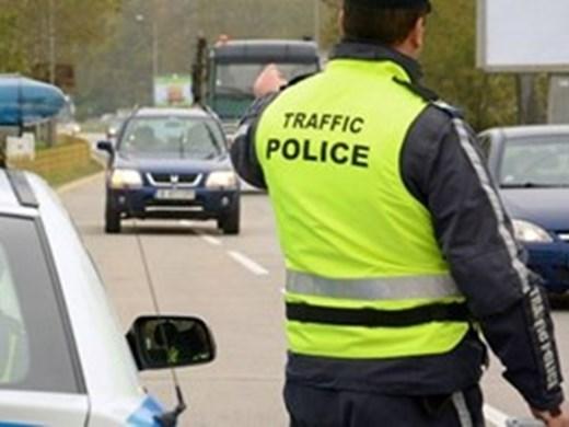 Акции на пътни полицаи за алкохол и дрога на шофьорите до средата на седмицата