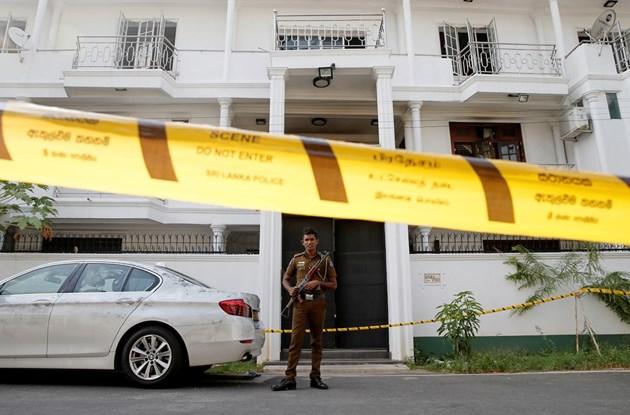 Нова експлозия в Шри Ланка