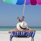 Глоба за 70 лв. чадър на плажа