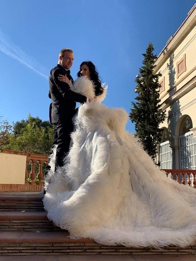 Цеци Красимирова се омъжи в дворец  СНИМКА: ЛИЧЕН ПРОФИЛ НА ЦЕЦИ КРАСИМИРОВА В ИНСТАГРАМ