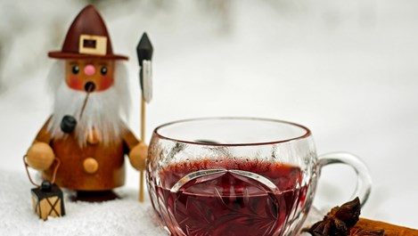 Немска рецепта за греяно вино