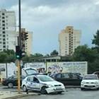 Погроми с патрулки в София и Кърджали