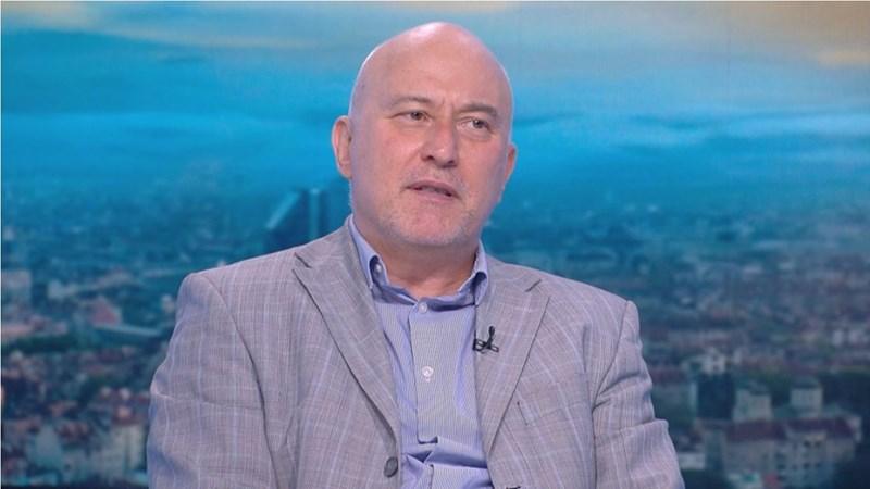 Математикът проф. Огнян Кунчев