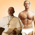 Джон Малкович и Джуд Лоу в битка за папската корона