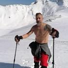 Калин Вельов гол в снега
