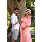 Йоанна показа бременно коремче
