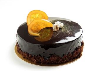 Домашна шоколадова торта с бишкоти