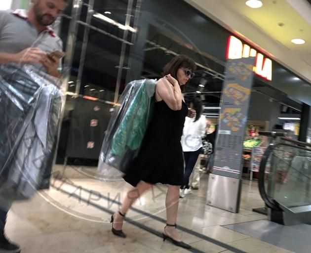 Миглена Ангелова след химическо чистене с мъж