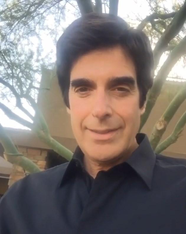 Дейвид Копърфийлд спря шоуто си в Лас Вегас, негов сътрудник е с COVID-19