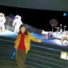 Колега на Стоянка в САЩ, искал на Луната