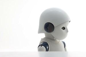 Тя, роботът