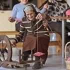 7 км мартеница изпреде 89-годишната баба Стефка