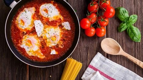 Рецепти за заети хора, които искат да се хранят здравословно - девета част