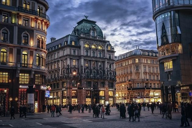 Виена / Снимка: Pixabay