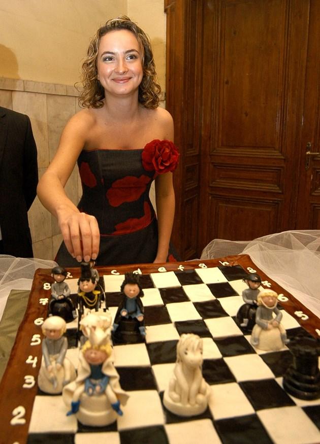 Шахматистката Антоанета Стефанова: Дано не загубим талантите ...