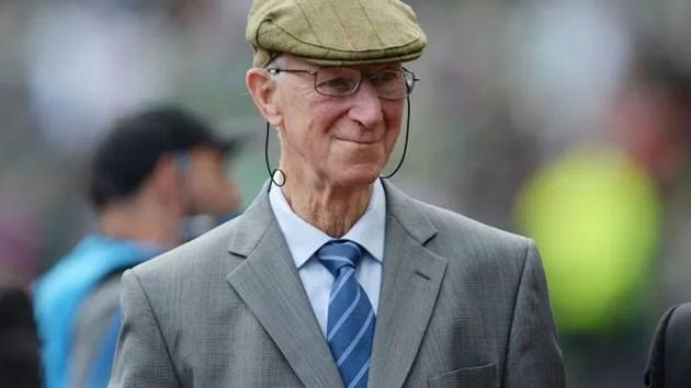 Почина великият английски футболист и треньор Джек Чарлтън
