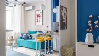 Ярки предложения за малкото жилище (галерия )