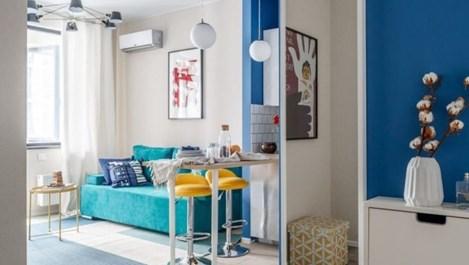 Ярки предложения за малкото жилище (галерия)