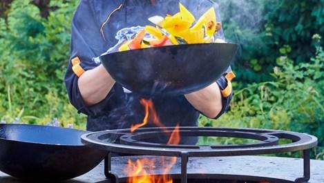 Как да готвим бързо и вкусно в уок (+видео)