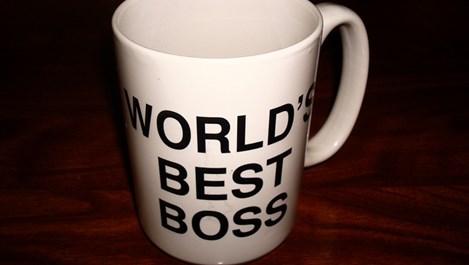Шефе, ти си голям...