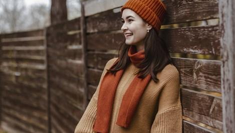 Модерните дрехи на есента
