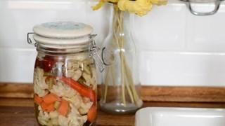 Две суперлесни рецепти за туршии
