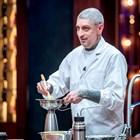 Шеф Михалчев готви с чук