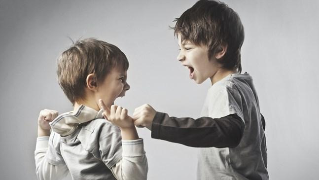 Друго дете се държи агресивно с моето. Как да постъпя?