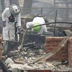 63 са вече жертвите на пожара в Северна Калифория, 600 се водят за изчезнали